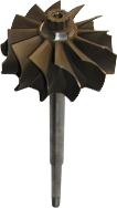 Вал ротора